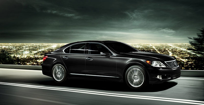 Lexus LS 460 2012 photo - 10