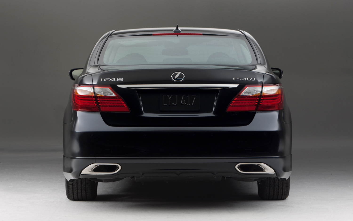 Lexus LS 460 2012 photo - 11