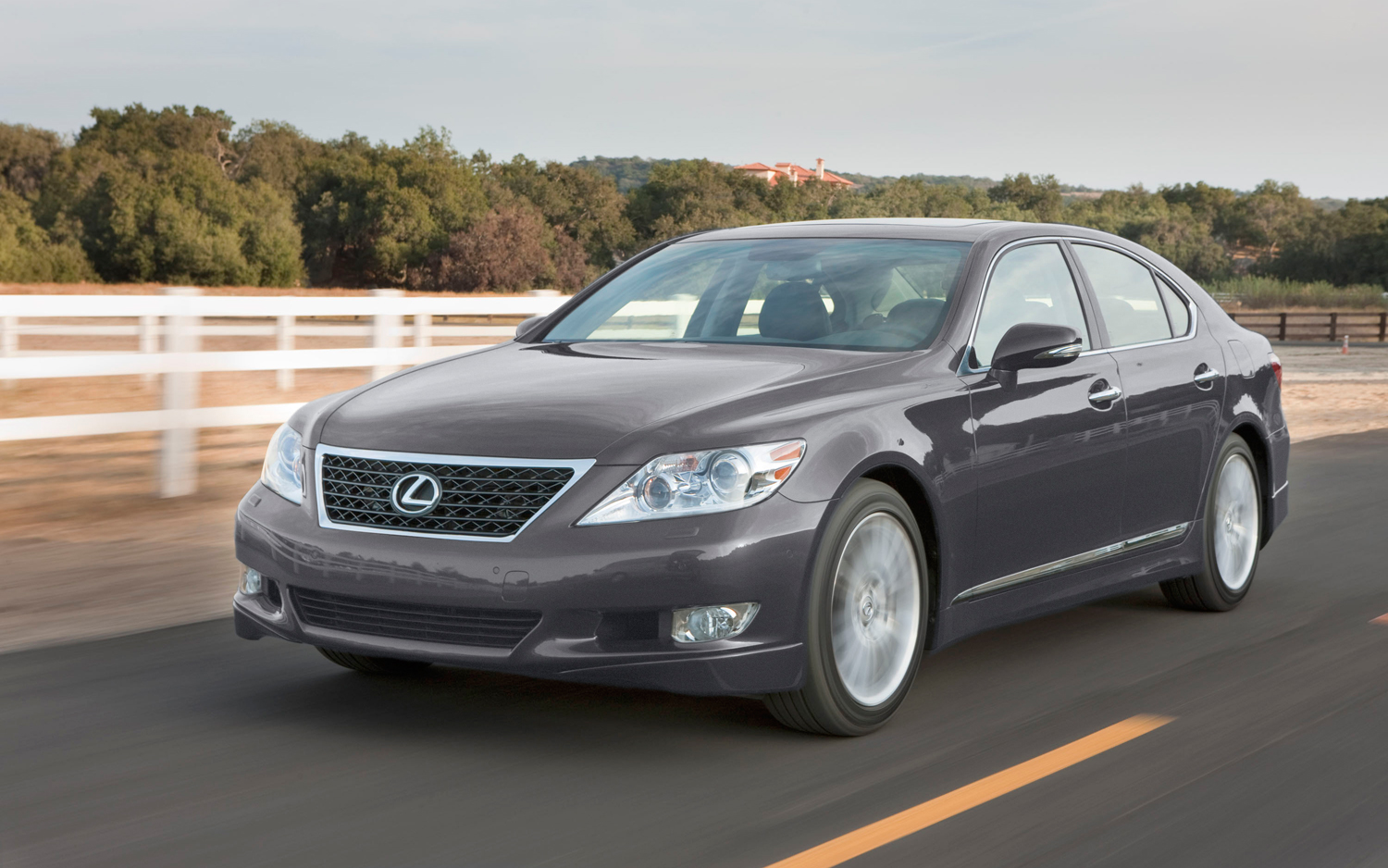 Lexus LS 460 2012 photo - 12