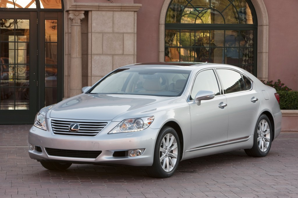 Lexus LS 460 2012 photo - 3