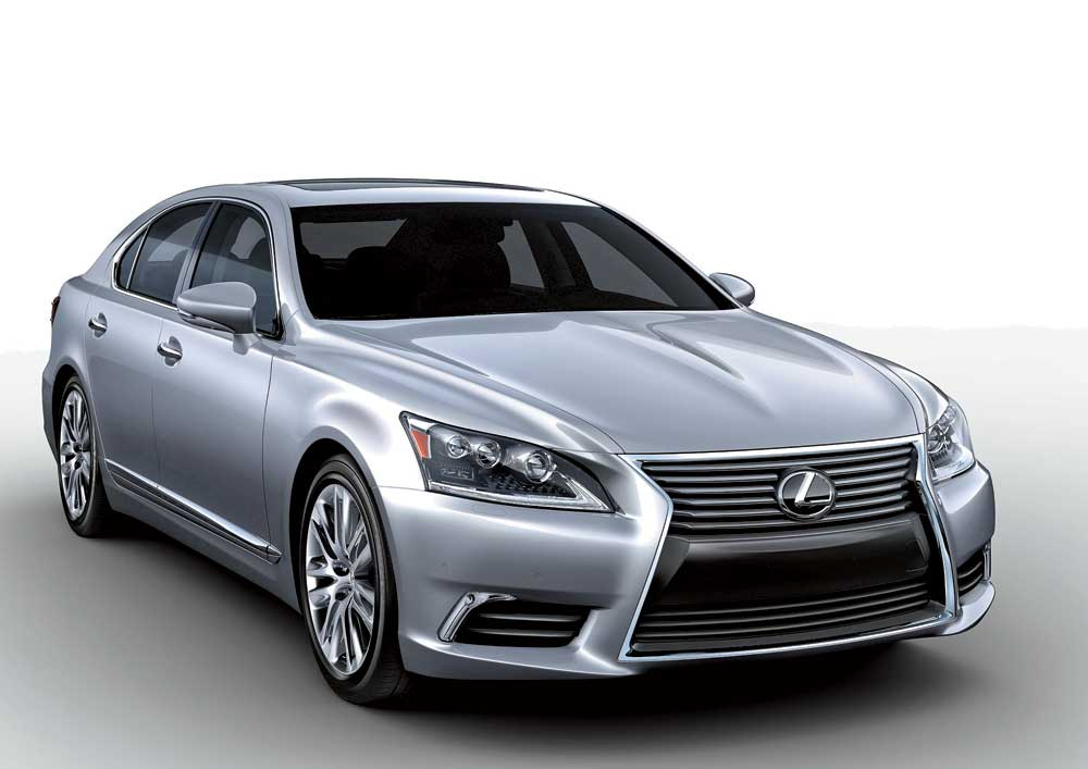Lexus LS 460 2012 photo - 5