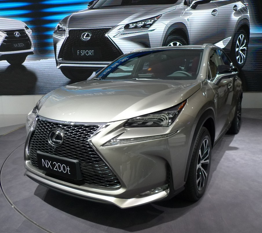 Lexus NX 200t 2014 photo - 10