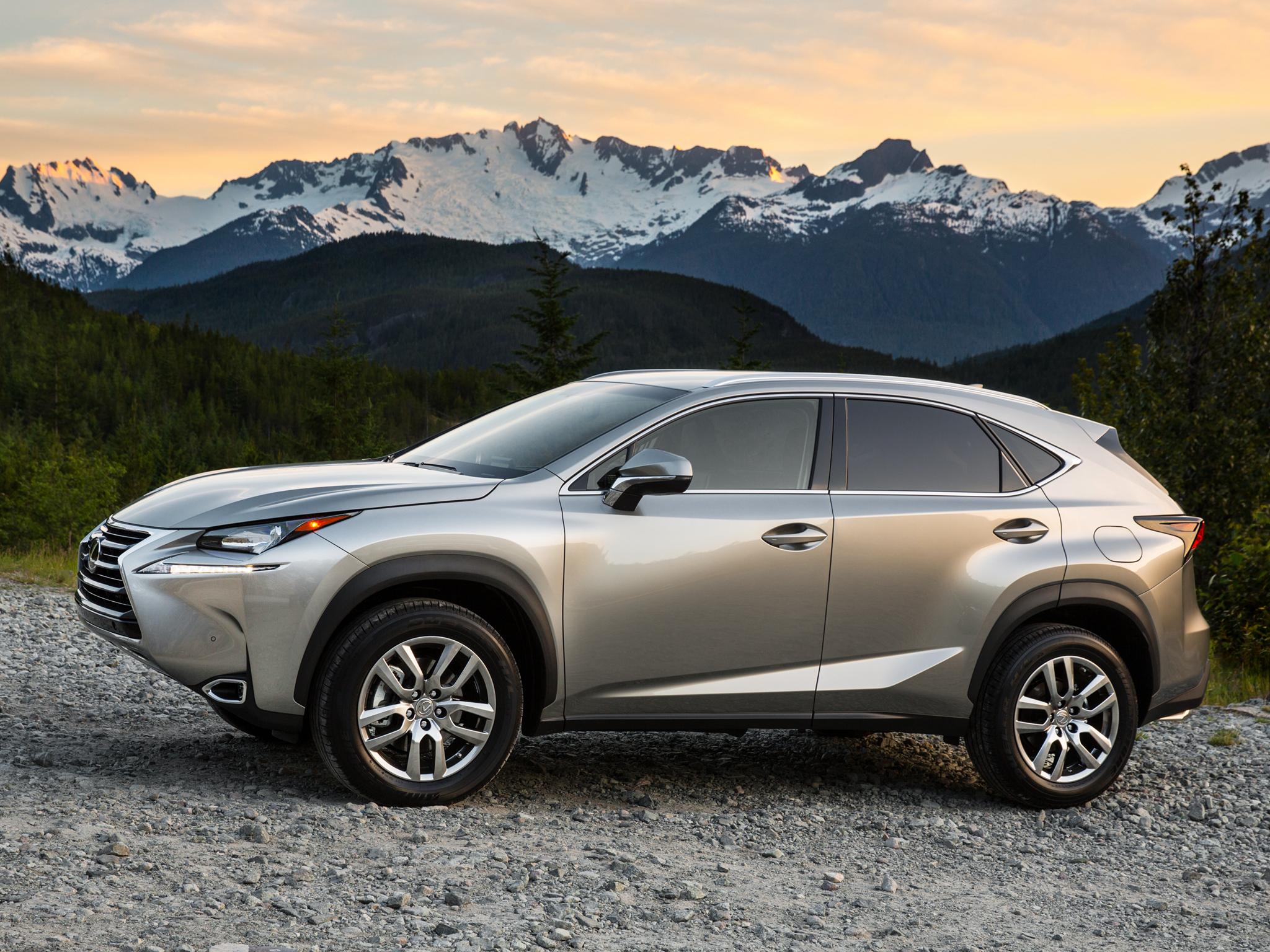 Lexus NX 200t 2014 photo - 11