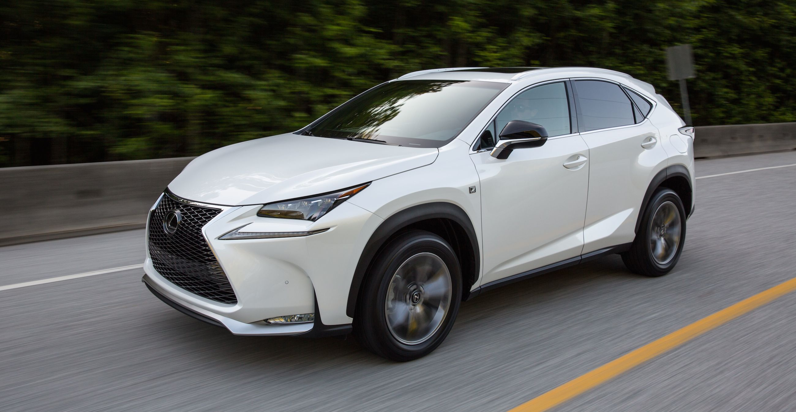 Lexus NX 300h 2014 photo - 1