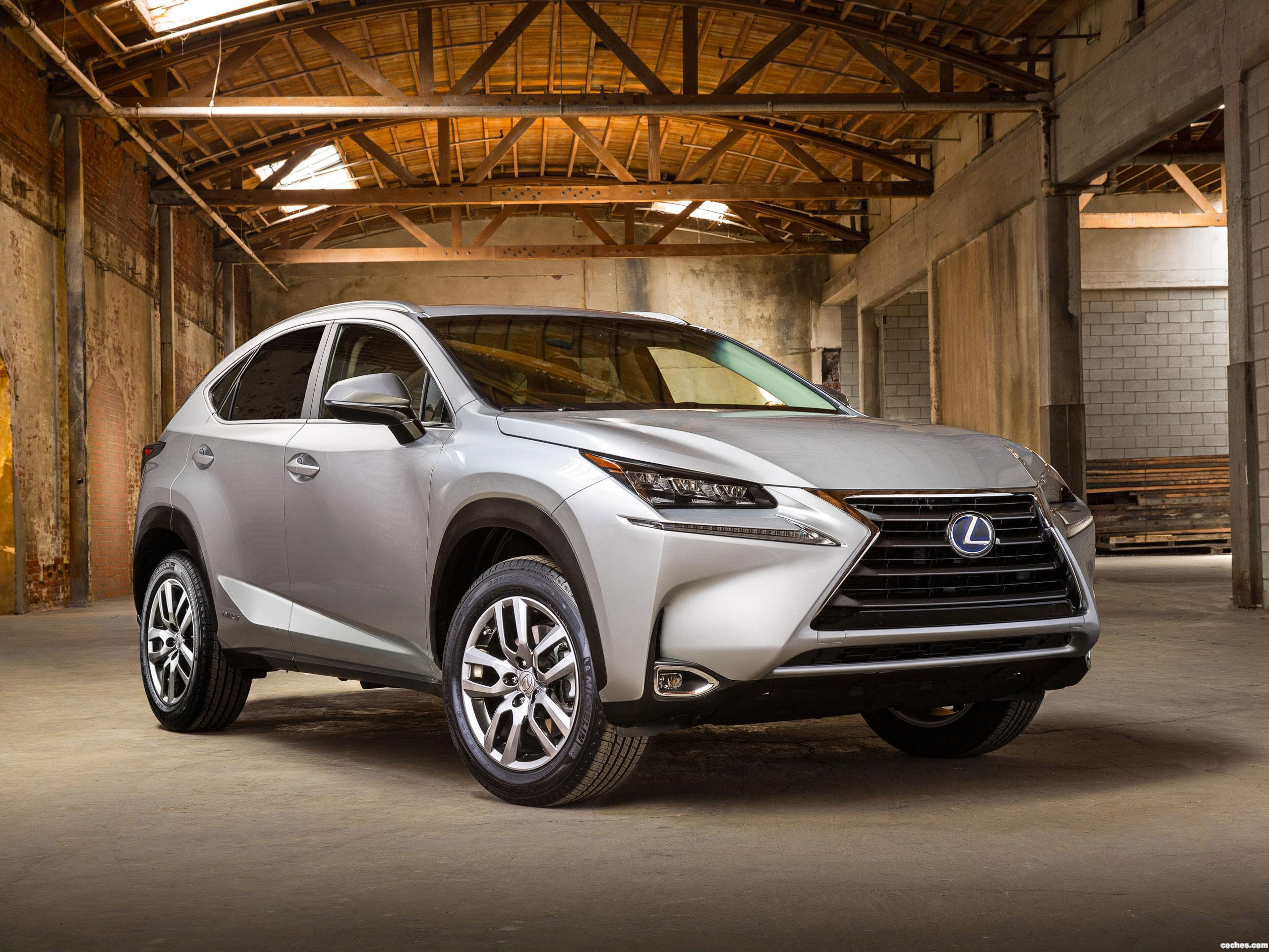 Lexus NX 300h 2014 photo - 10