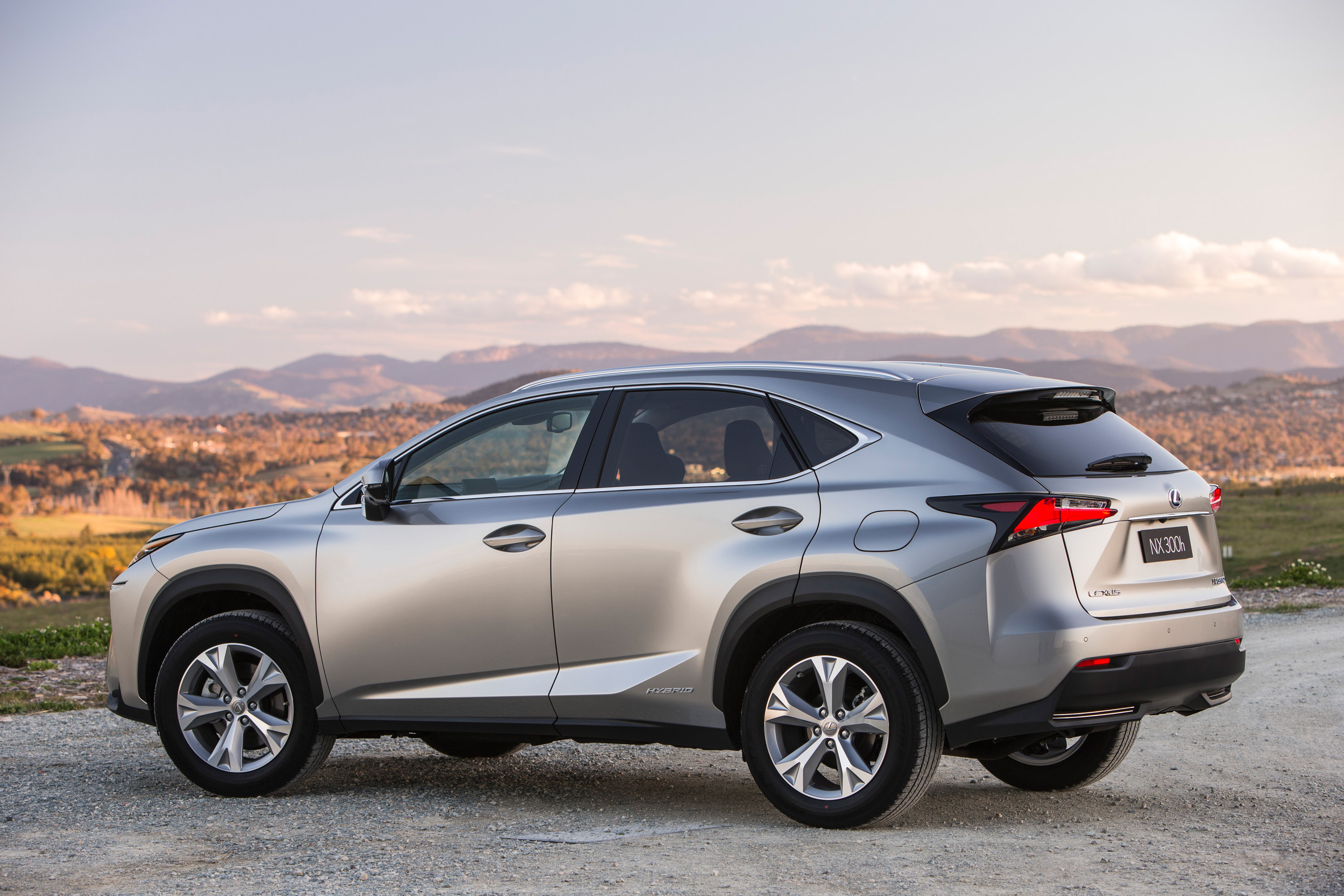 Lexus NX 300h 2014 photo - 4