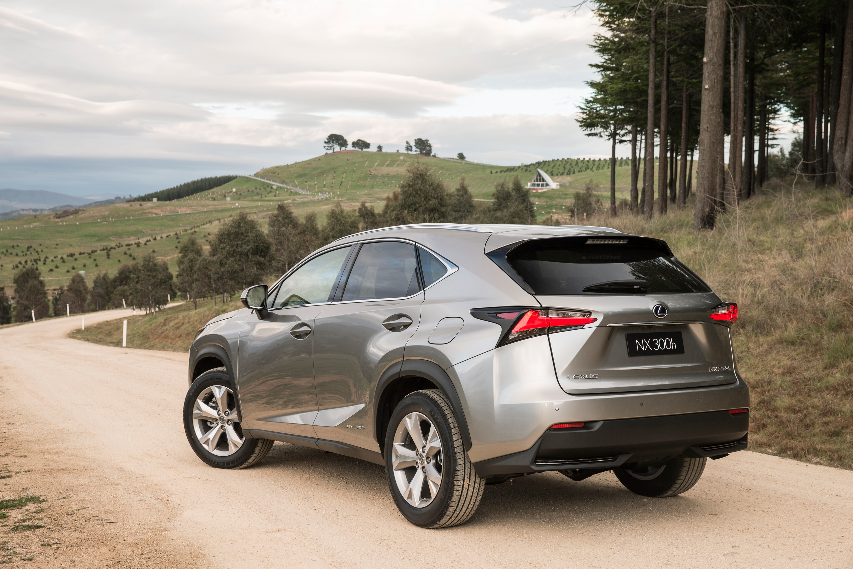 Lexus NX 300h 2014 photo - 5