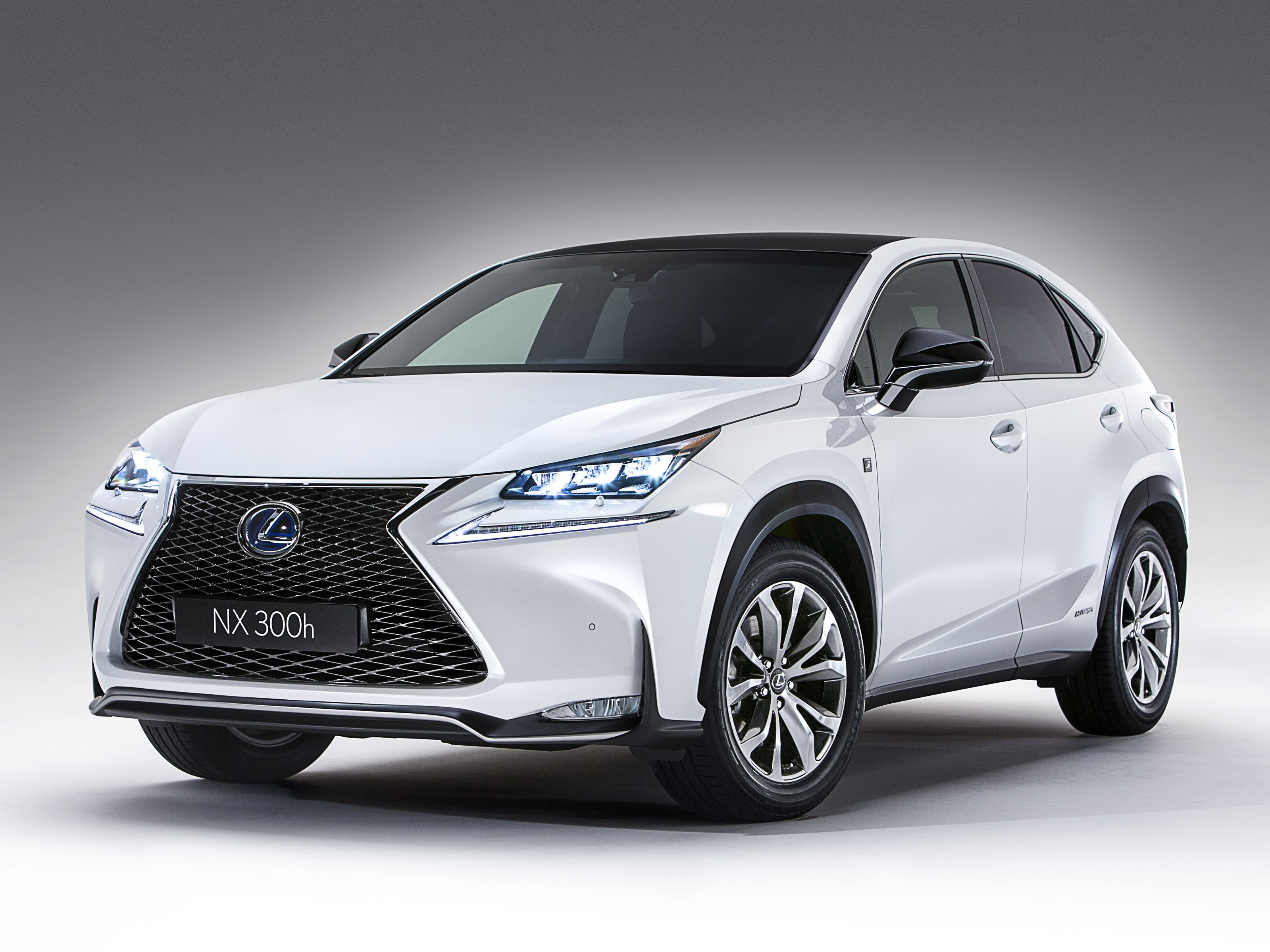 Lexus NX 300h 2014 photo - 7