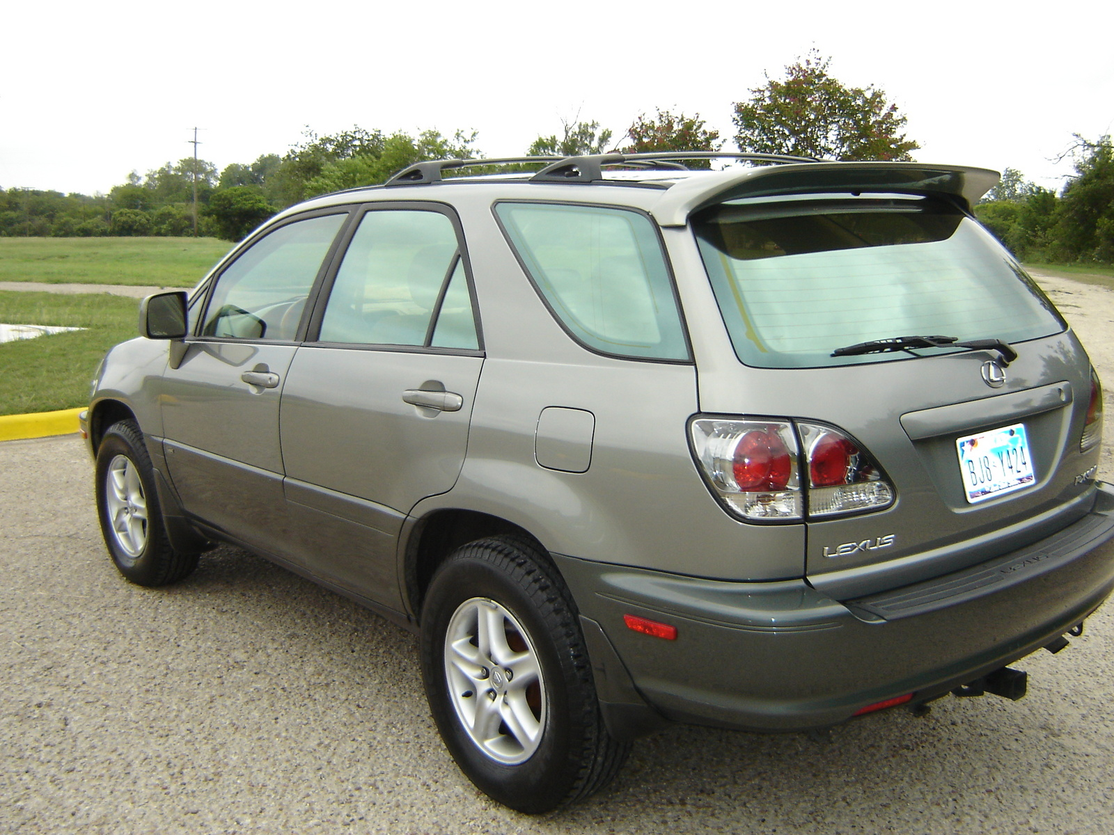 Lexus RX 300 2002 photo - 2