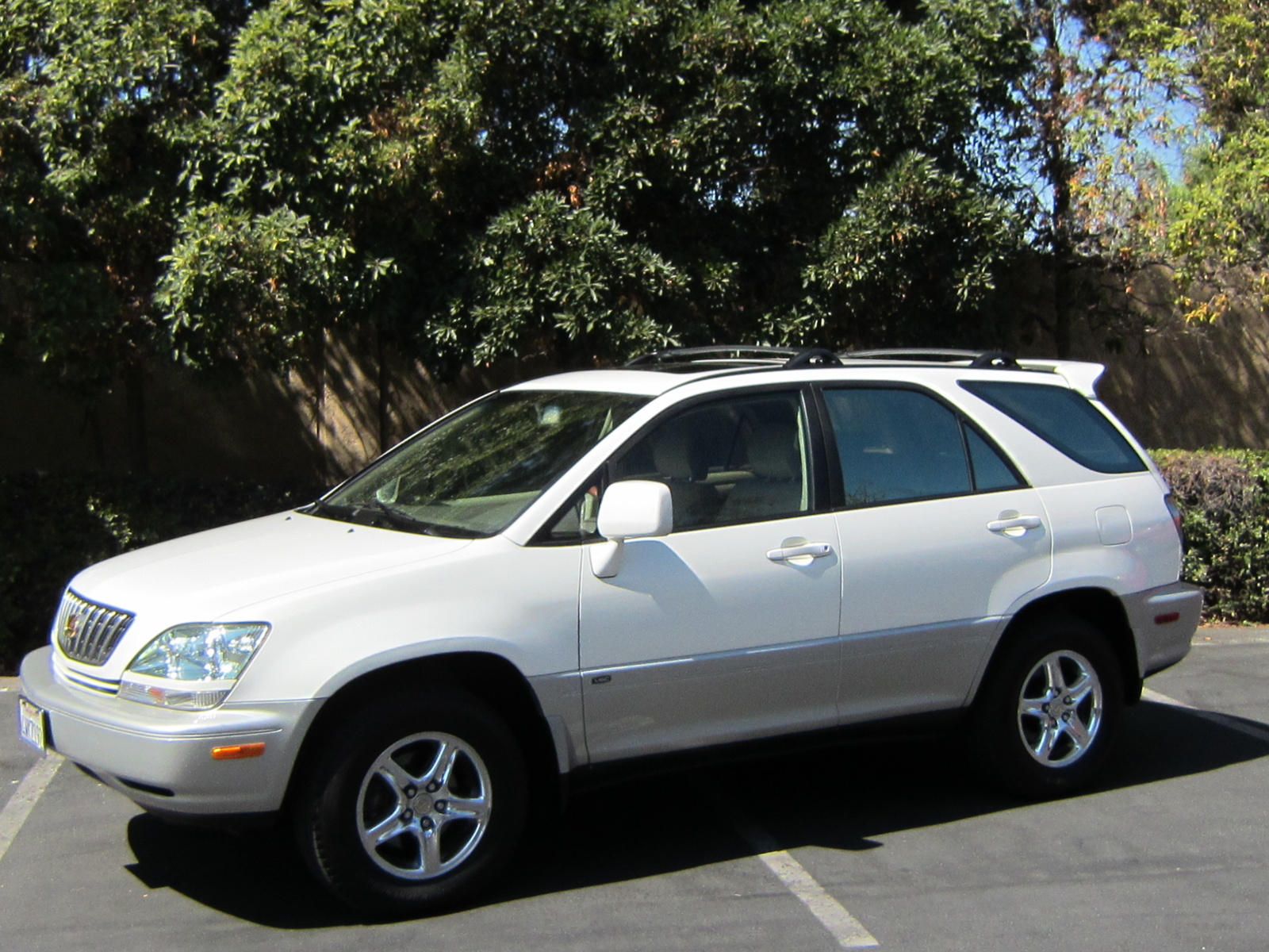 Lexus RX 300 2002 photo - 6