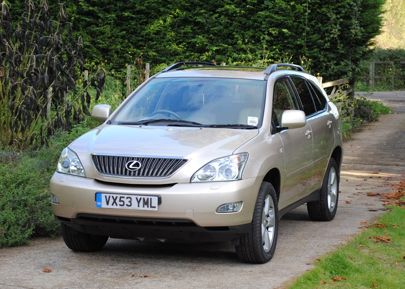 Lexus RX 300 2003 photo - 10