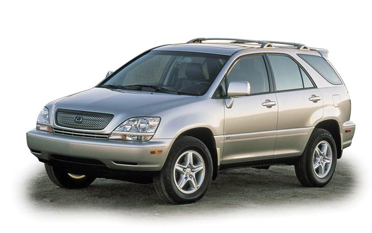 Lexus RX 300 2003 photo - 3