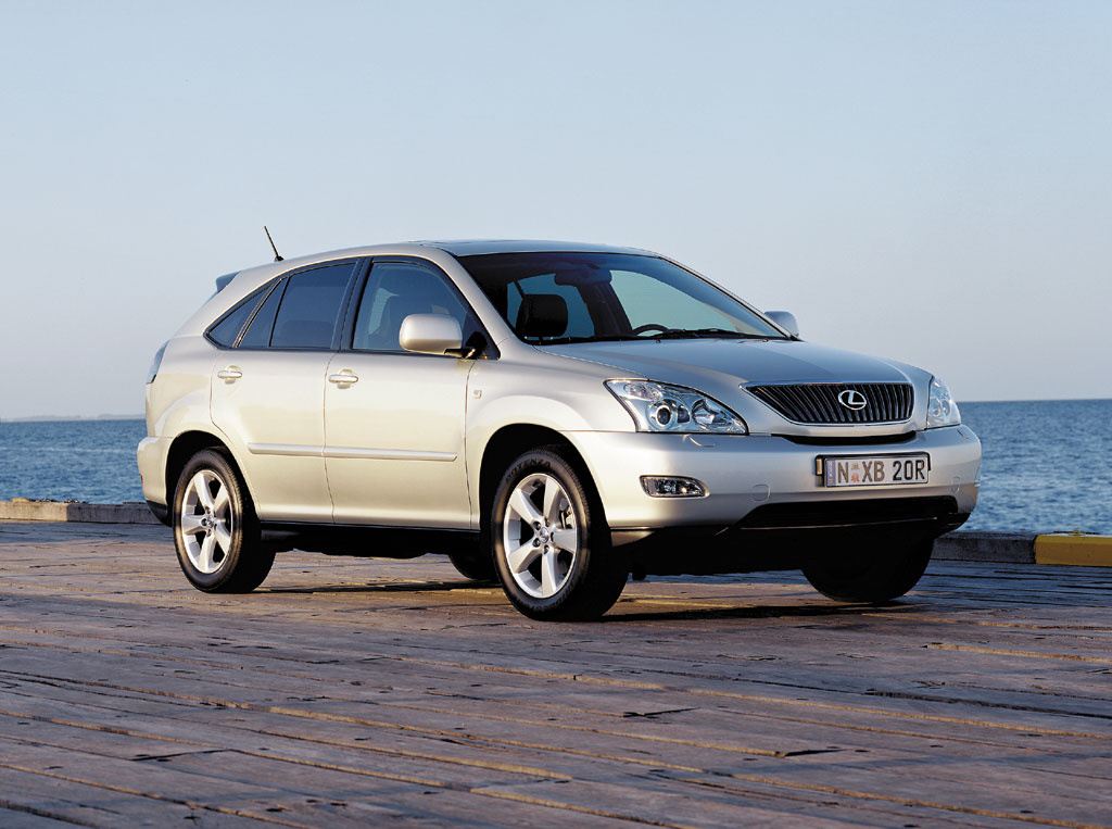 Lexus RX 300 2003 photo - 5