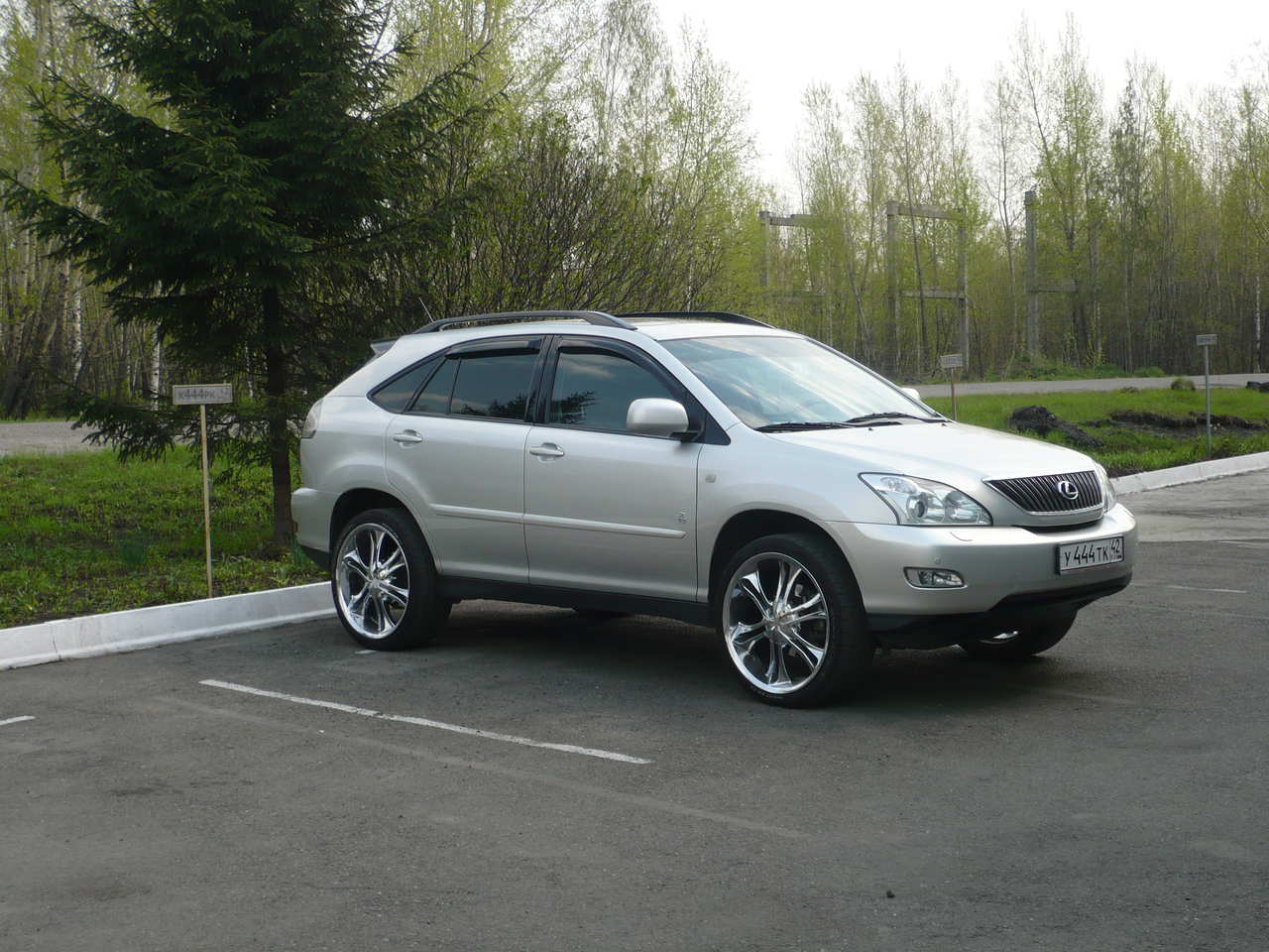 Lexus rx 300 2004 technical specifications interior and exterior photo lexus rx 300 2004 photo 1 sciox Gallery