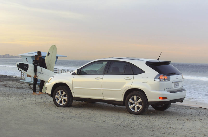 Lexus RX 330 2005 photo - 1