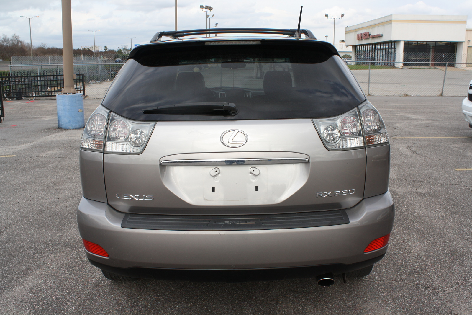 Lexus RX 330 2005 photo - 10