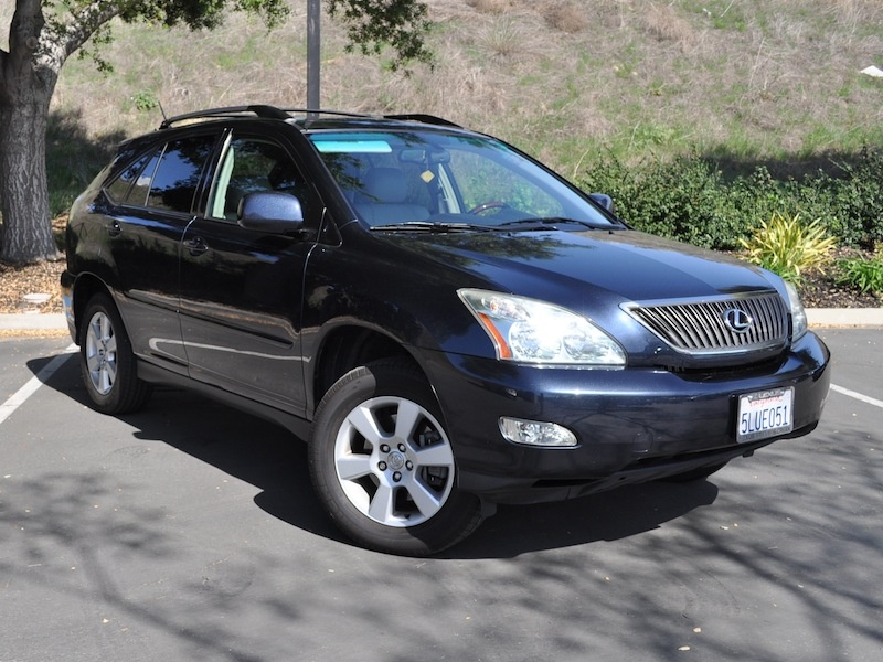Lexus RX 330 2005 photo - 4
