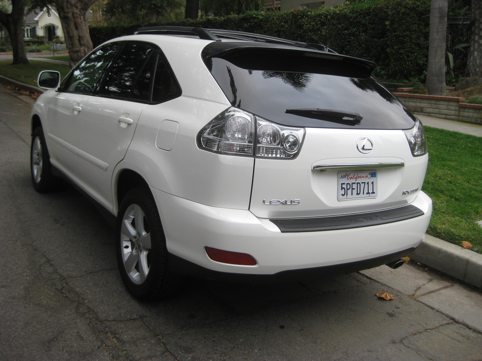 Lexus RX 330 2005 photo - 5