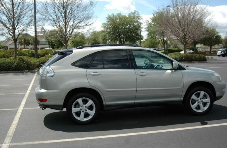 Lexus RX 330 2005 photo - 8