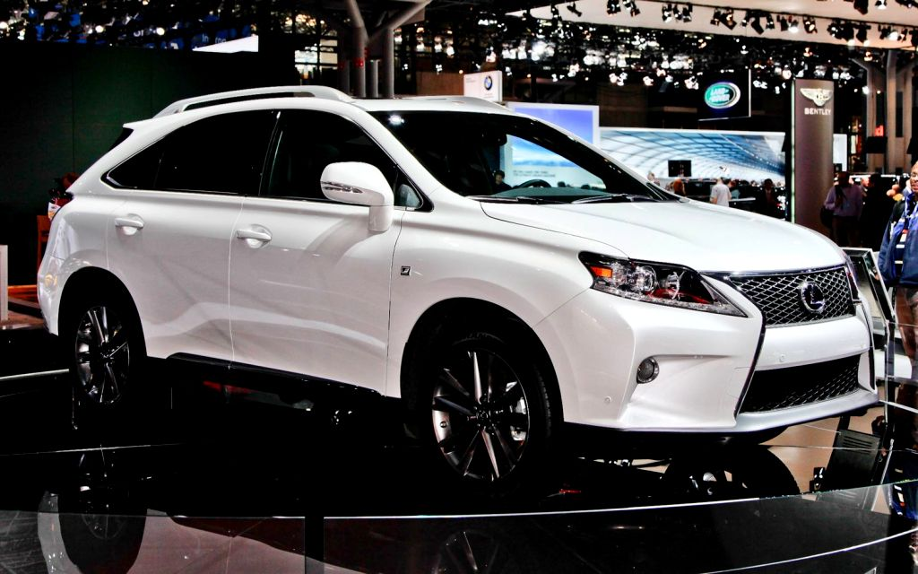 Lexus RX 350 2014 photo - 1