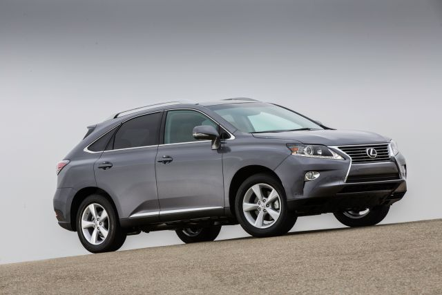 Lexus RX 350 2014 photo - 10