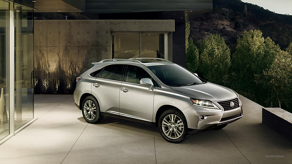 Lexus RX 350 2014 photo - 11