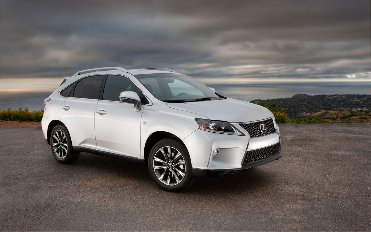 Lexus RX 350 2014 photo - 2