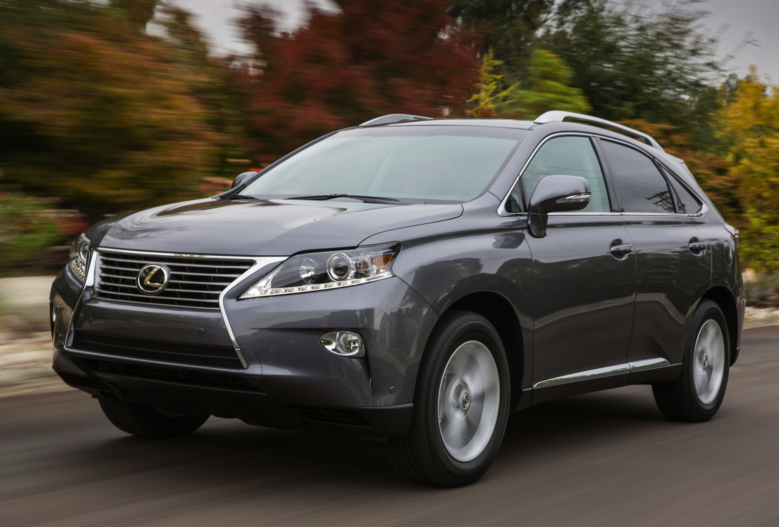 Lexus RX 350 2014 photo - 3