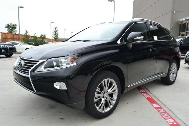 Lexus RX 350 2014 photo - 5