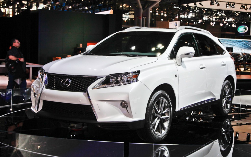 Lexus RX 350 2014 photo - 6