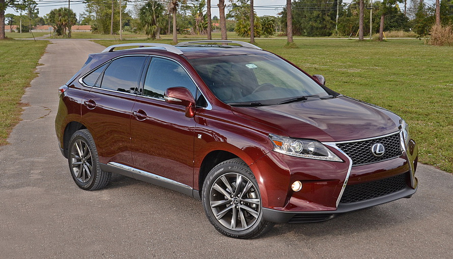 Lexus RX 350 2014 photo - 7