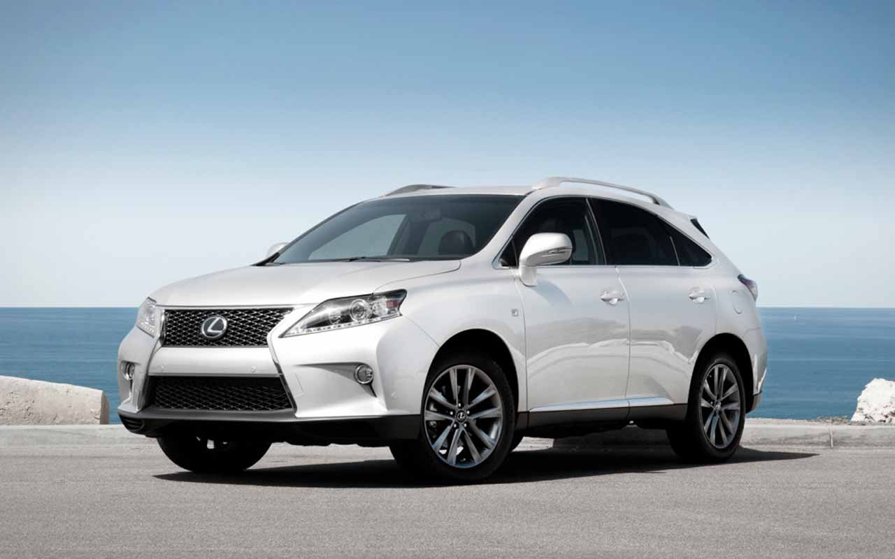 Lexus RX 350 2014 photo - 8