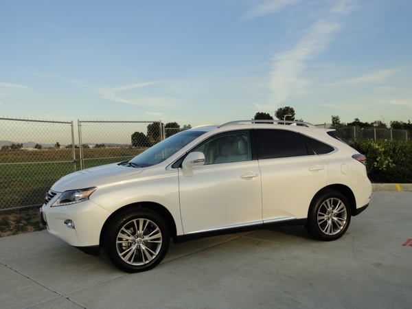 Lexus RX 350 2014 photo - 9