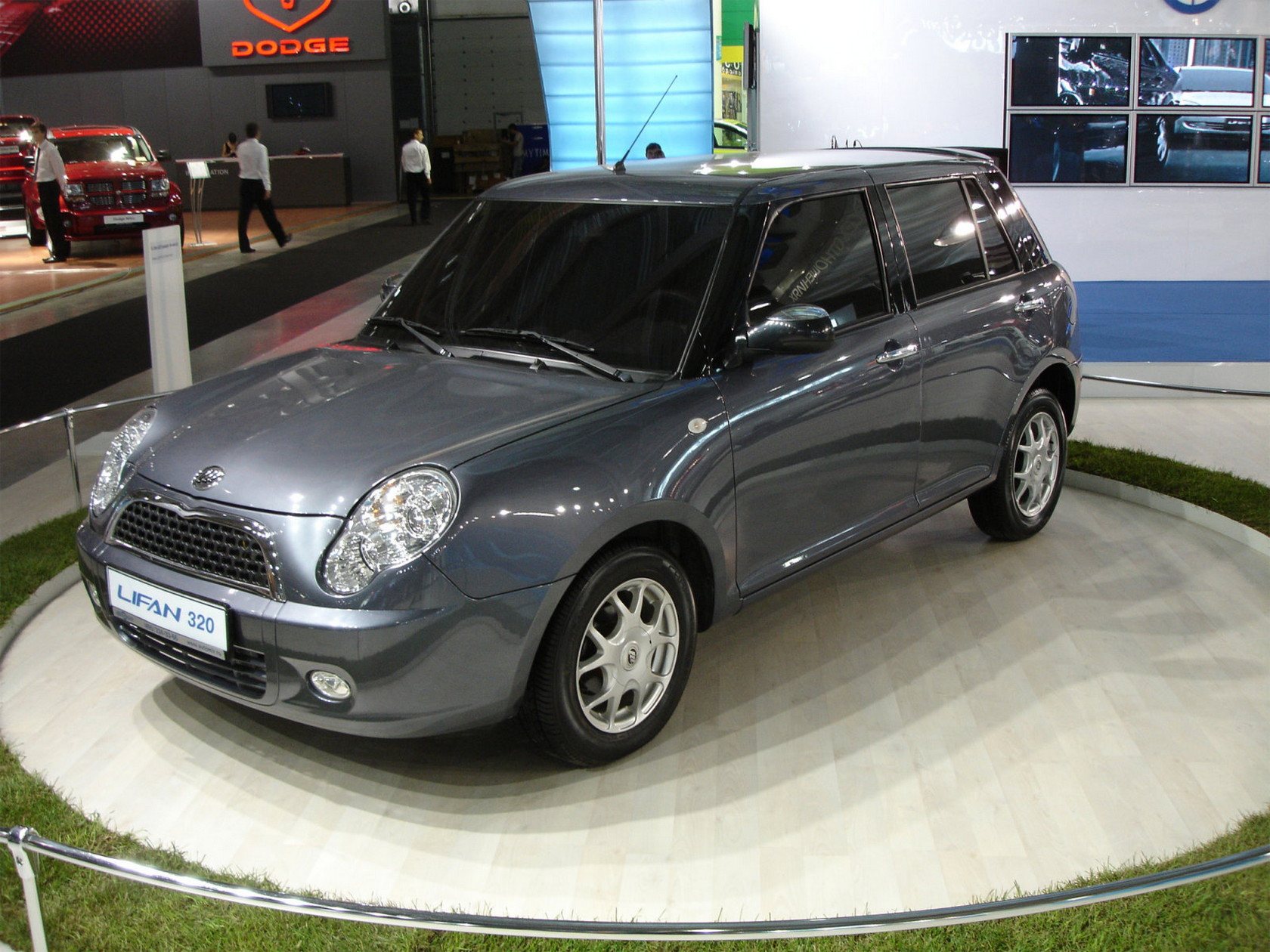 Lifan Smily 1.3 2014 photo - 3