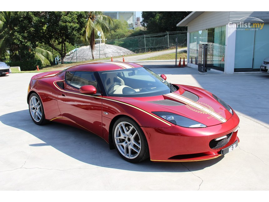 Lotus Evora 3.5 2010 photo - 1
