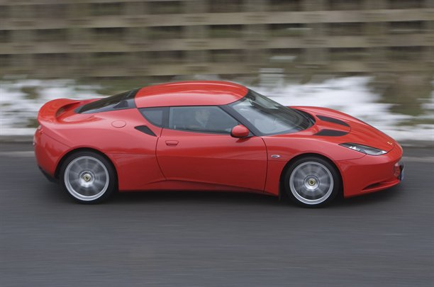 Lotus Evora 3.5 2010 photo - 11