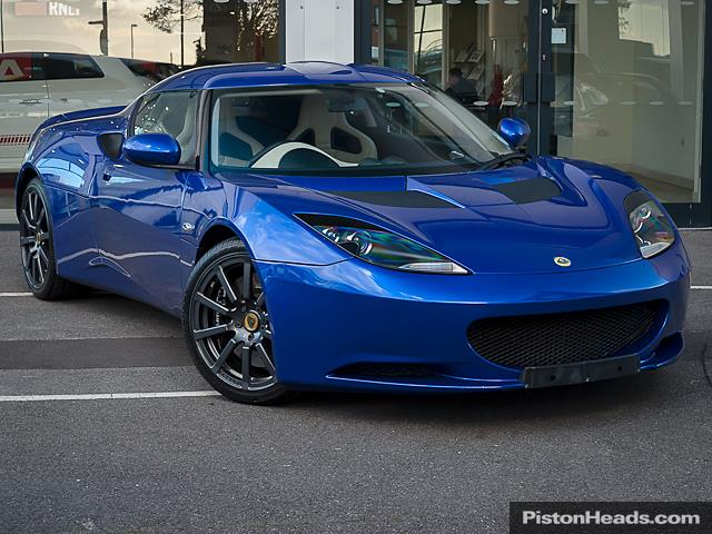 Lotus Evora 3.5 2010 photo - 3