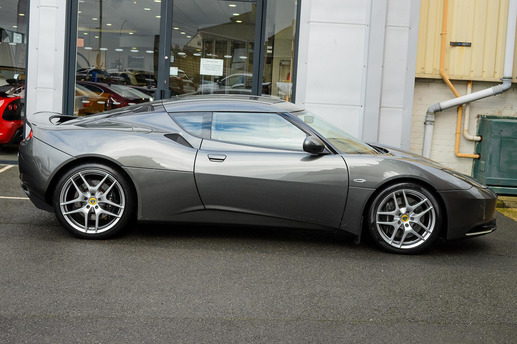 Lotus Evora 3.5 2010 photo - 4