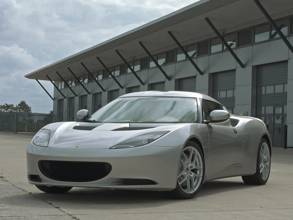 Lotus Evora 3.5 2010 photo - 5