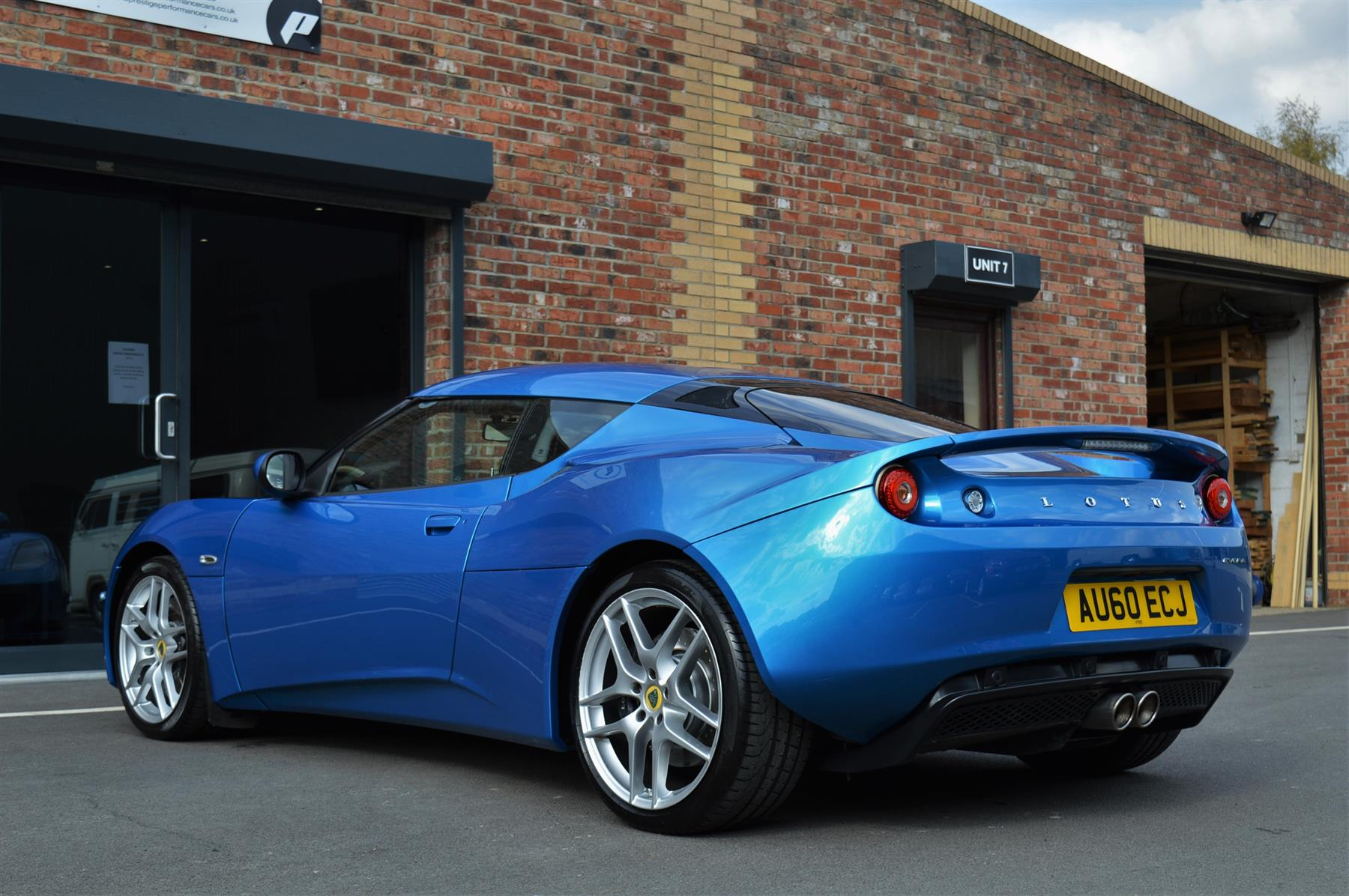 Lotus Evora 3.5 2010 photo - 6