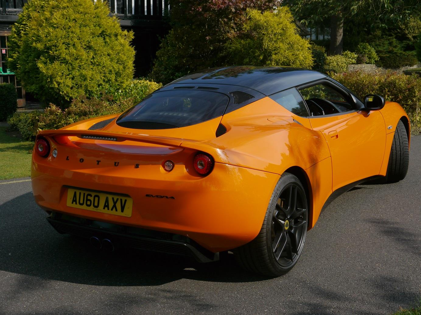 Lotus Evora 3.5 2010 photo - 8