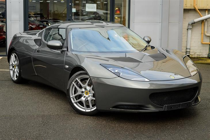 Lotus Evora 3.5 2010 photo - 9