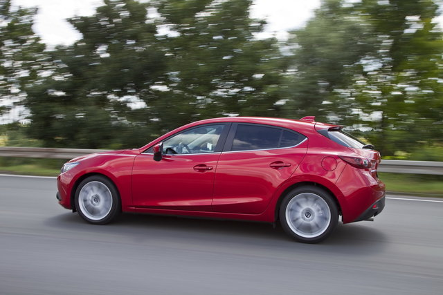 mazda 3 2.2 2013 technical specifications | interior and exterior