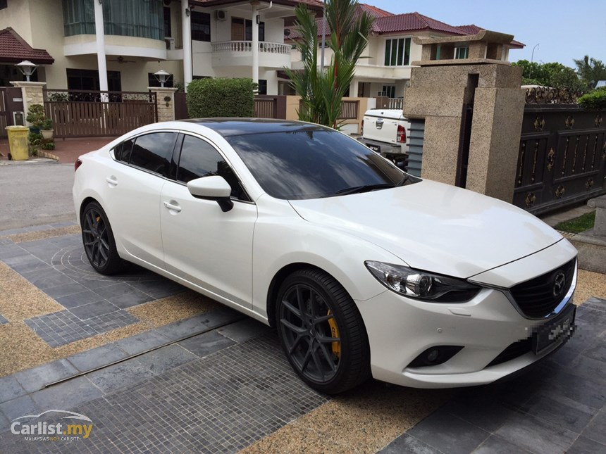 Mazda 6 2.5 2014 Technical specifications | Interior and ...