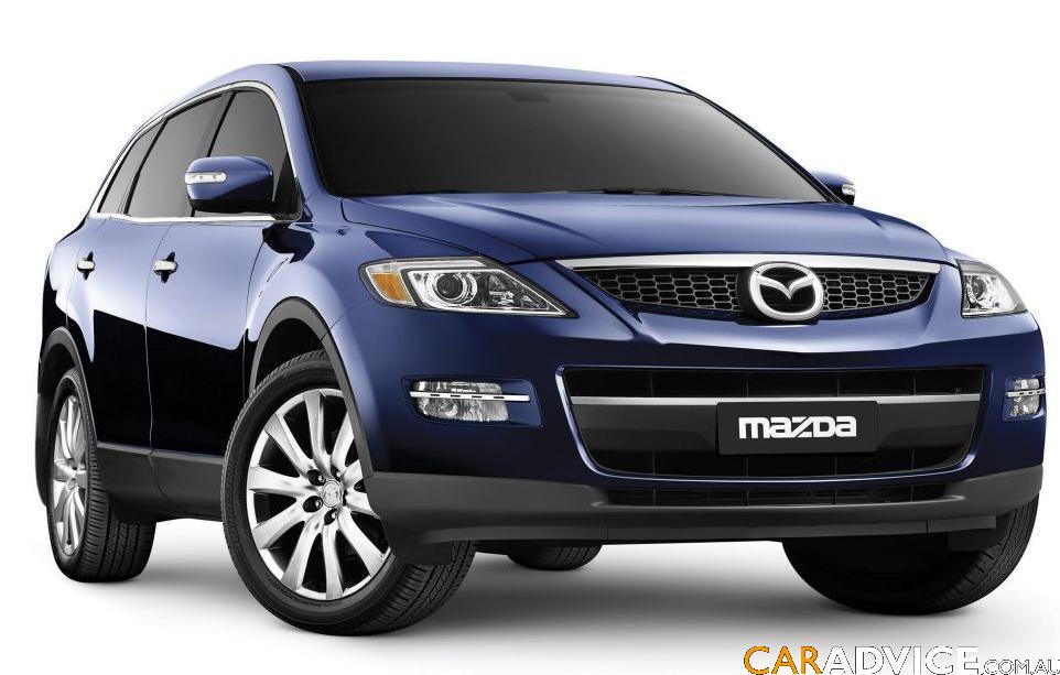 mazda cx-9 3.5 2008 technical specifications | interior and
