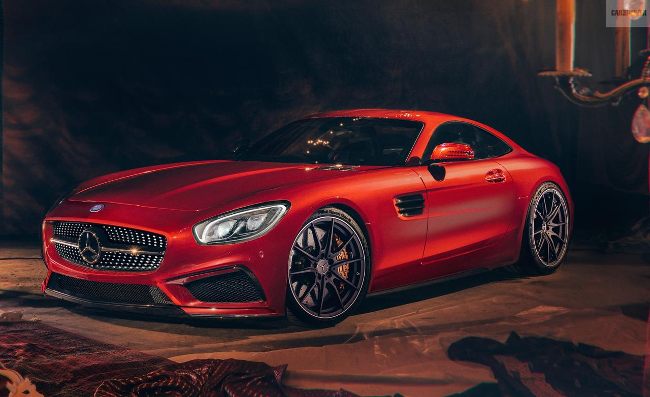 Mercedes-Benz AMG GT S 2014 photo - 1