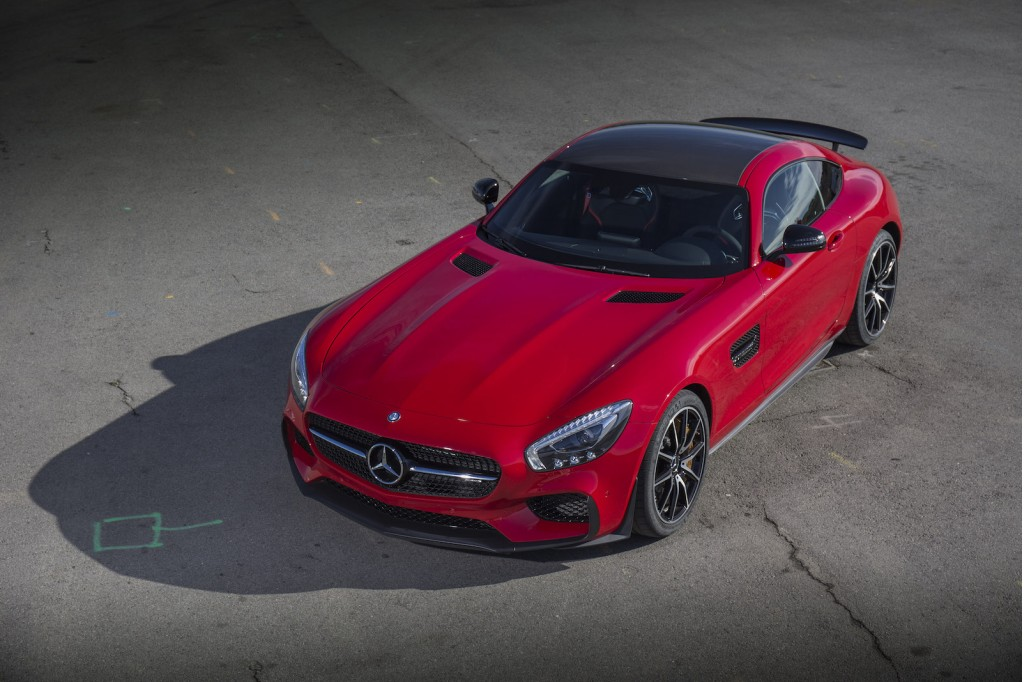 Mercedes-Benz AMG GT S 2014 photo - 10