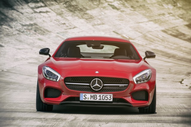 Mercedes-Benz AMG GT S 2014 photo - 12
