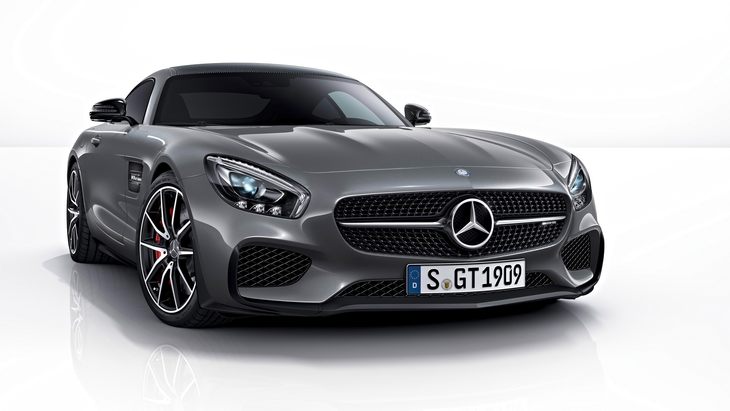 Mercedes-Benz AMG GT S 2014 photo - 2