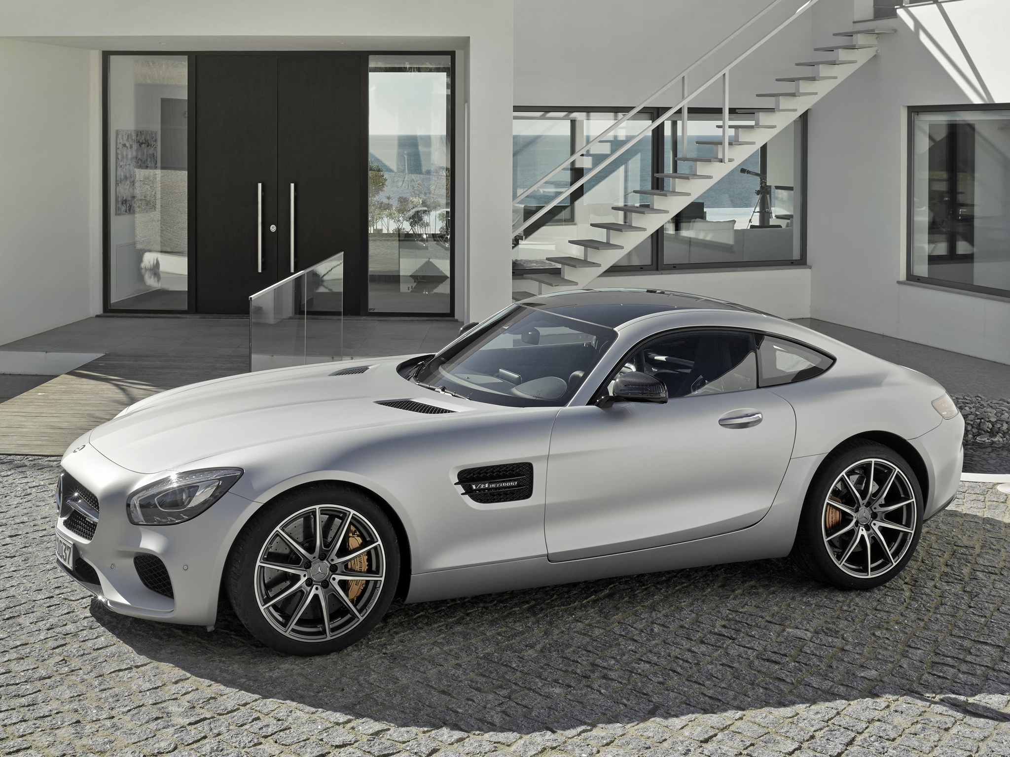 Mercedes-Benz AMG GT S 2014 photo - 3